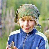 Внучек :: Валерий Симонов