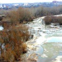 Лёд тронулся :: Светлана Ропина