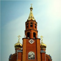 Храм.. :: Алексей Макшаков