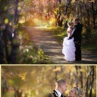 Свадебный день К и В :: Катя Ковбар