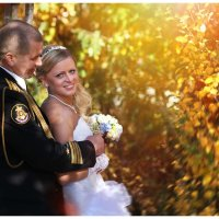 Свадьба осенью :: Катя Ковбар