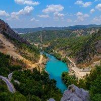 Вид с плотины :: Константин Крылов