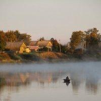 озеро в Карелии :: Константин Крылов