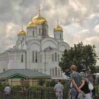 Здесь небо так кажется близко :: Ирина Данилова