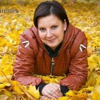 вот Она яркая осень :: дмитрий гапеев
