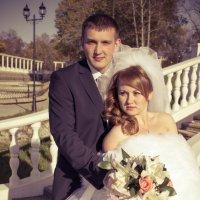 Свадебный Мария и Андрей :: Екатерина Калашникова