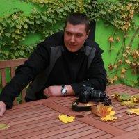 Осенняя задумчивость... :: Александр Матвиенко