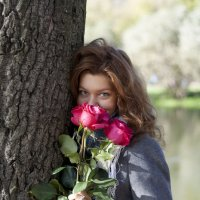 Аромат цветов :: Евгения Лисина
