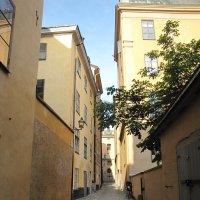Улочка в старой части Стокгольма :: Ольга Иргит