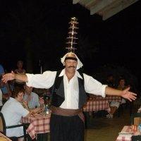 греческие танцы :: Евгений Фролов
