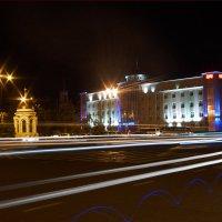 Ночной Иркутск :: Елена Переверзина