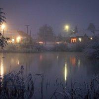 первый снег :: Наталья Карышева