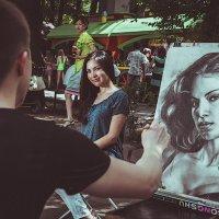 love story :: Yuriy Vyblov