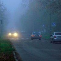 в тумане :: Сергей Кочнев