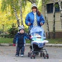 На прогулке :: Вера Бойко