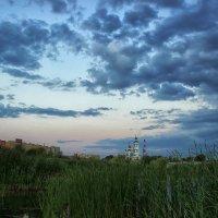 Вечерний пейзаж :: Олег Сонин