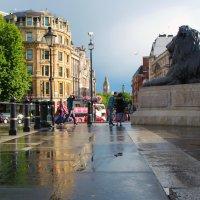 этюд из Лондона :: Mila Romans