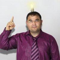 Вот она идея, энергосберегающая! :: Николай Титаренко