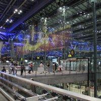 Аэропорт Суварнабхуми (Бангкок) :: Владимир Шибинский