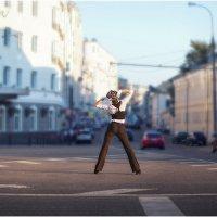 Городские танцы :: Ренат Менаждинов