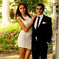Лера и Артем :: Максим Когут