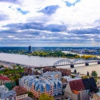 Панорама Риги :: Александр Антонович