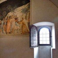 Фрески Фра Анджелико в монастыре Сан-Марко :: Наталья Rosenwasser
