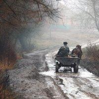 там где нет дорог... :: Наталья