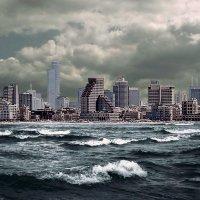 Зимний Тель-Авив :: Ron Levi