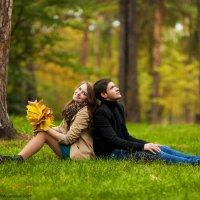 Осенняя романтика :: Катерина Горелова