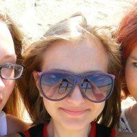 3 друга :: Наталия Пьянова