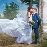 Миша и Алена :: Александр Ласковенков
