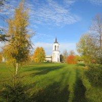 колокольня Софийского Собора в Пушкине :: Елена