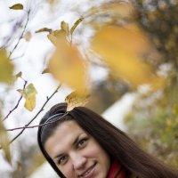 Осенний автопортрет :: Наташа С