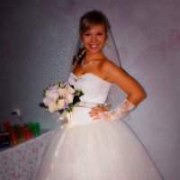 Невеста Анастасия :: Мария Храмцова
