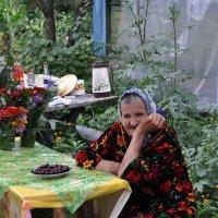 87 лет :: Oksana Lebedeva