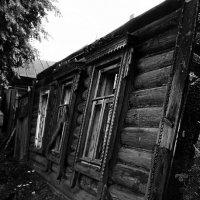 Во дворике Калуги :: Oksana Lebedeva