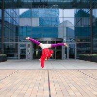 Танец в спящем городе :: Aleksandra Rastene