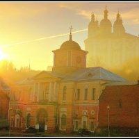 Утро в Смоленске. :: Игорь