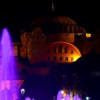 Розовая мечеть :: михаил кибирев