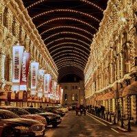 Ночные улицы Москвы 2 :: Борис Гольдберг