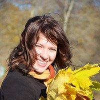 Осень :: Оксана Пищайкина