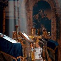 тяга к духовному :: Юрий Кащенко