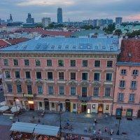 Крыши Варшавы :: Andrey Tutov