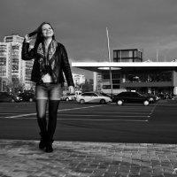 В нашем городе... :: Виталий Соколов