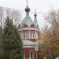 Церковь :: Любовь Смыслова