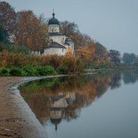 Осень: Туманное утро... :: Роман Дмитриев
