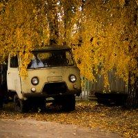 Осенняя ностальгия :: Артём Лагутин