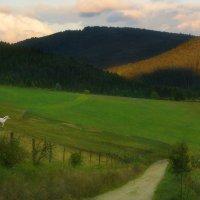 Земля Северных гор :: Светлана Ульянова