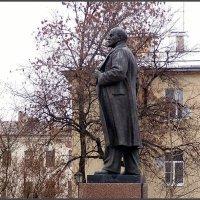 Ленин в Кронштадте :: vadim